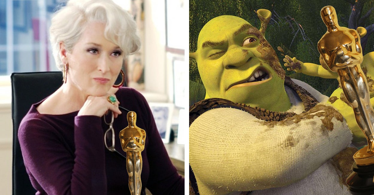 18 Movies You Won't Believe Were Actually Nominated For An Oscar