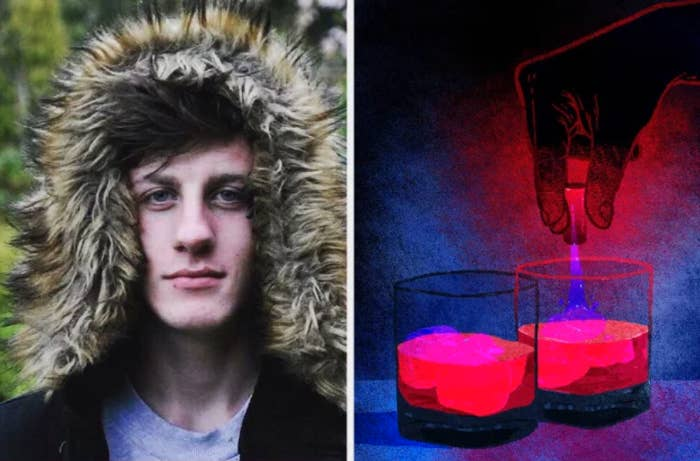 Paddy Bloor, 21, who died from a GHB overdose
