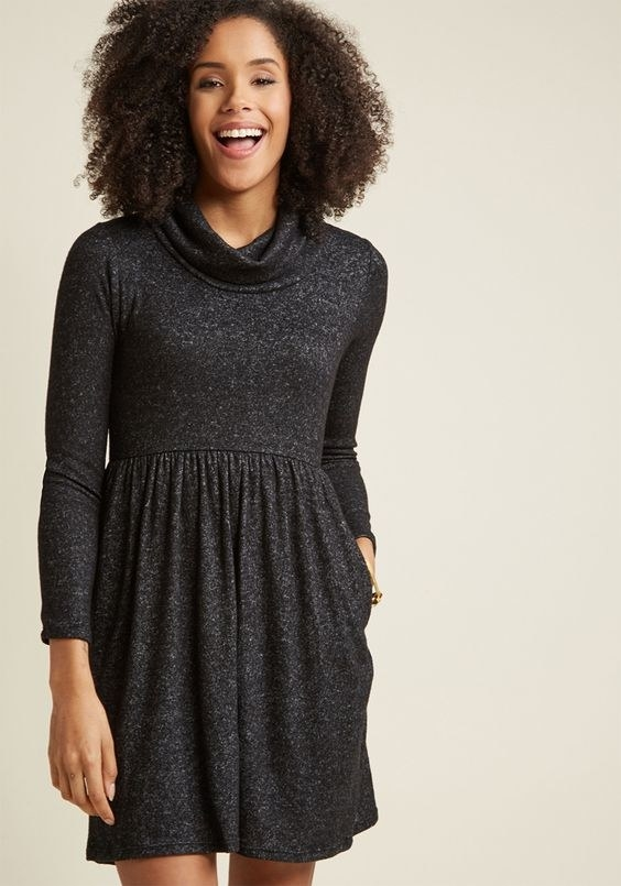 4accd8c052e 32 Sweater Dresses For People Who Hate Pants As Much As They Hate ...
