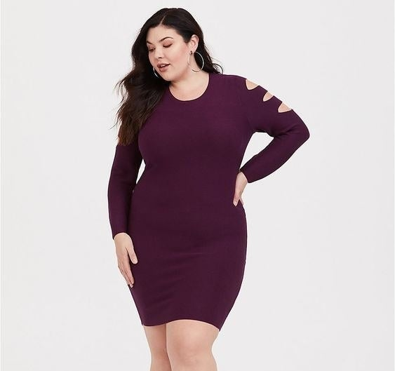 Get it from Torrid for $48.23 (originally $68.90; available in sizes M-6X).