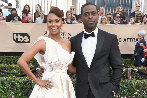 The couple met at Stanford University and both have worked on This Is Us together. The two constantly slay on the red carpet and have been married since 2007.