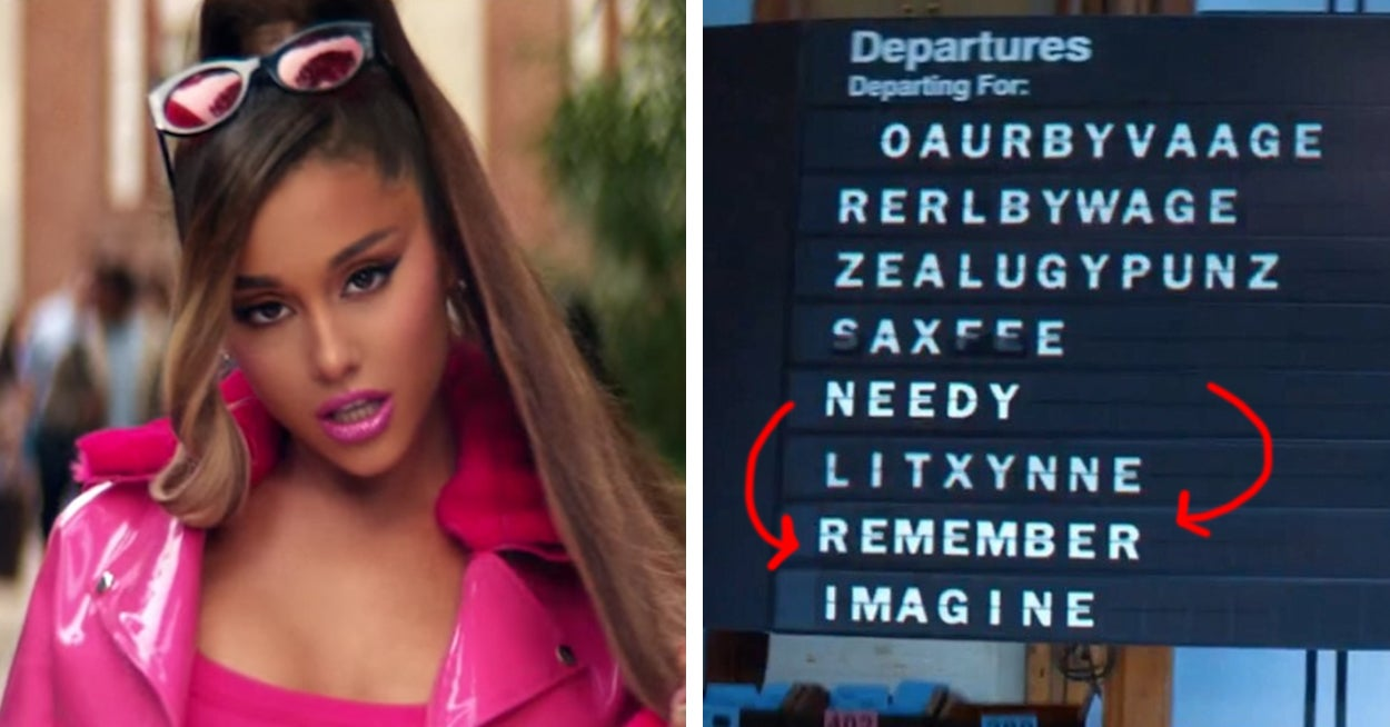 """Ariana Grande Has A New Song Called """"Break Up With Your Girlfriend, I'm Bored"""" And Here's What You Need To Know"""