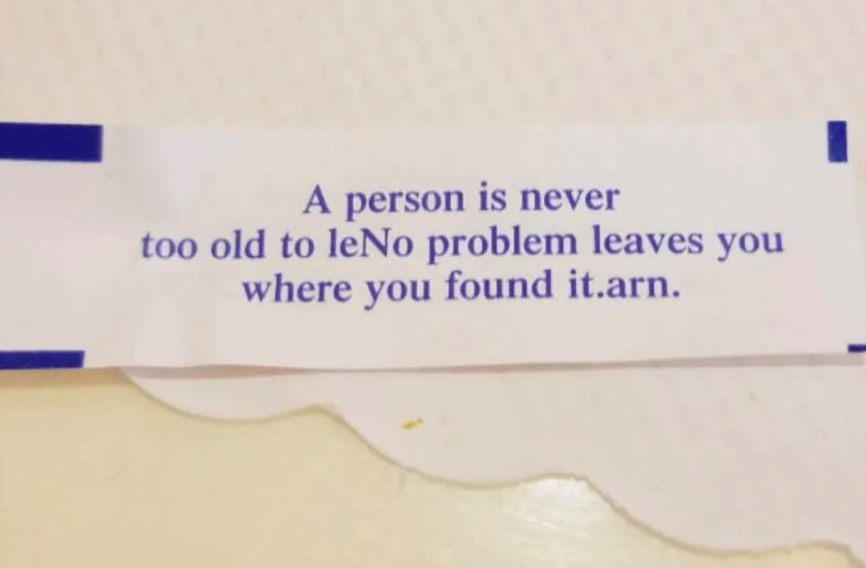 Here Are 17 Fortune Cookies That Are More Hilarious Than They Deserve To Be