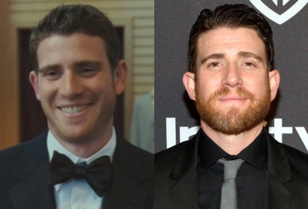 Bryan Greenberg as Nathan Lerner -  Bryan has landed numerous roles since stealing our hearts in this film. You've probably seen him in projects like  Friends with Benefits ,  Vice  (2015),  How to Make it in America ,  Bessie ,  The Mindy Project , and  The Tick .