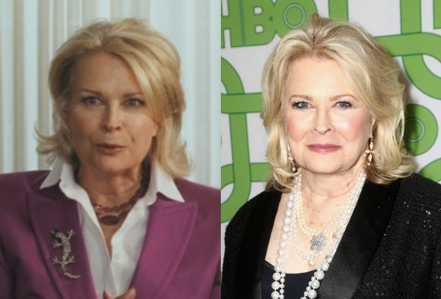 Candice Bergen as Marion St. Claire -  Candice is no stranger to the big or small screen, so it didn't take long for us to see her in a number of projects. She went on to star in things like  The Romantics ,  The Meyerowitz Stories ,  Home Again , and  Book Club .