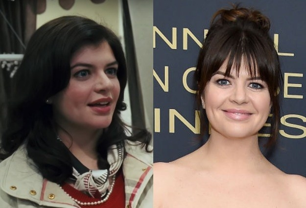 Casey Wilson as Stacy Kindred -  Fun fact: Casey co-wrote the script for  Bride Wars . Along with being an  SNL  cast member, she went on to appear in projects like  Julie & Julia ,  Gone Girl ,  Why Him?
