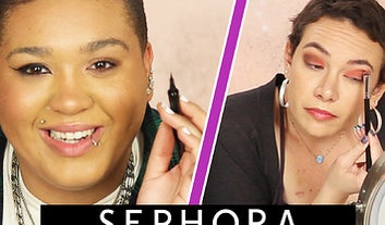 We Tried Sephora's Newest Makeup Products