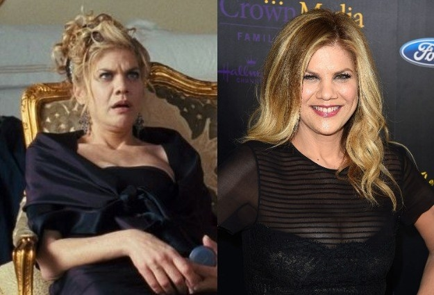 Kristen Johnston as Deb -  If you've watched any comedy since 2009, then you've probably seen Kristen. She went on to land roles in projects like  Life Happens ,  Vamps ,  Lovesick ,  Bad Parents , and  The Exes .