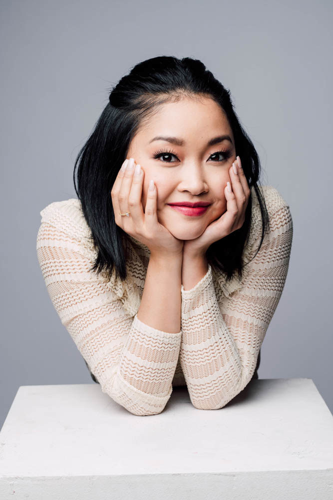 Maybe you fell in love with Lana Condor after her role as Lara Jean in  To All the Boys I've Loved Before  or you recently discovered that she's a total badass after watching  Deadly Class ...