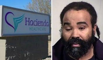 Un enfermero fue arrestado por presuntamente violar a una mujer discapacitada que cuidaba en una clínica