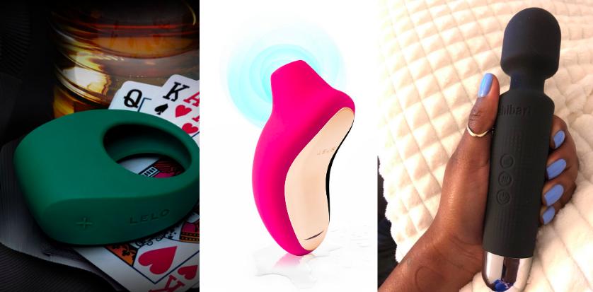 Kellys pleasurables sex toys