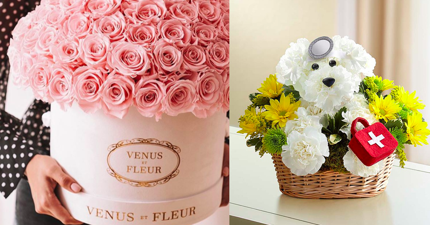 15 Of The Best Places To Order Flowers Online