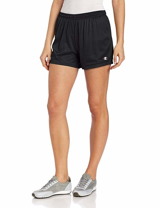 """Promising review: """"These are comfortable, breathable, and fantastic workout short! They're durable quality and have a nice comfort waistband."""" —Amazon CustomerPrice: $8.03+ (available in sizes XS-2X and in 12 colors)"""