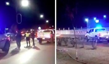 Una mujer migrante embarazada y su hijo de cinco años murieron atropellados en Ciudad Juárez