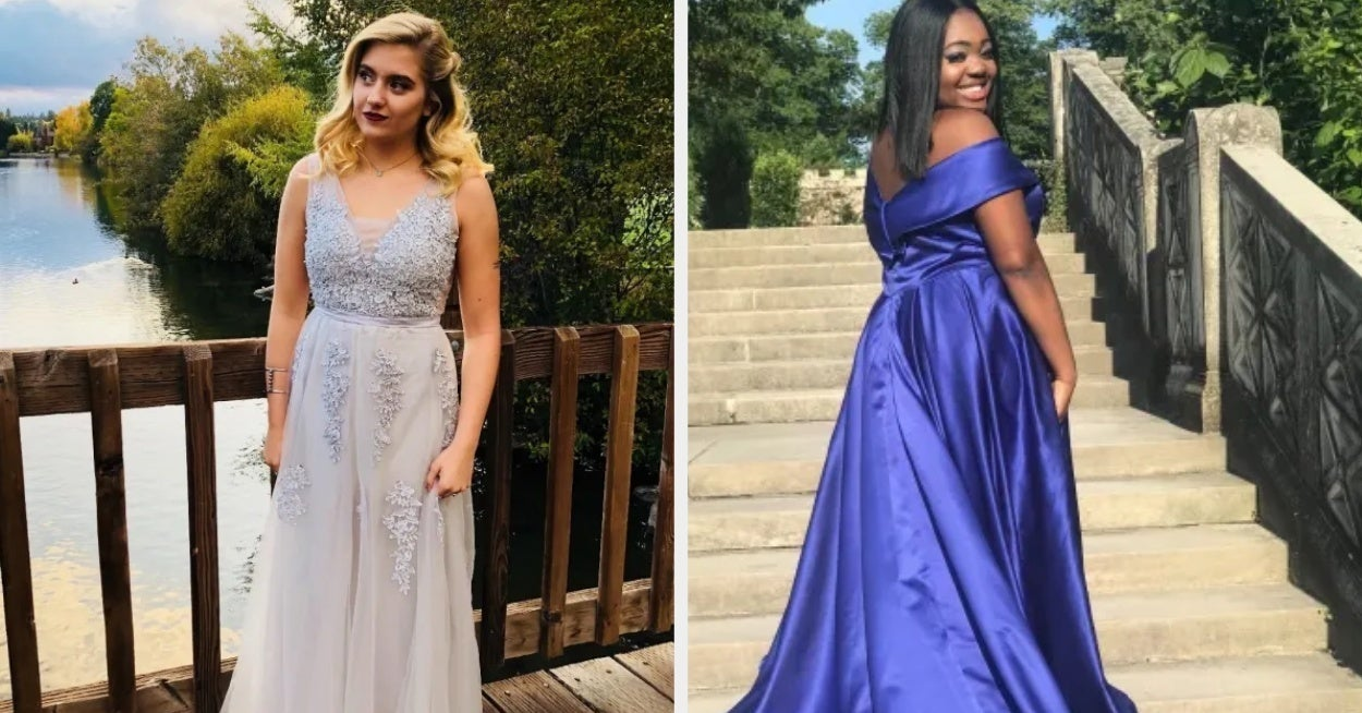 35 Prom Dresses That No One Else Will Be Wearing