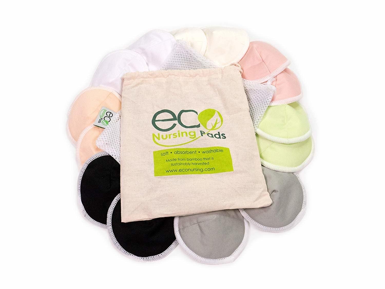 Eco nursing pads