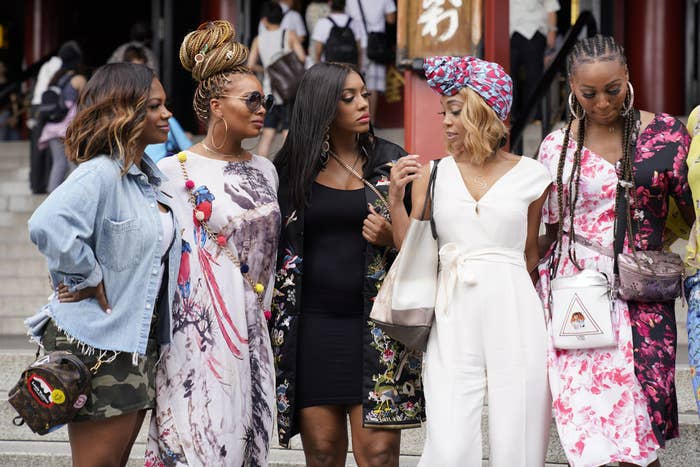 """The Real Housewives Of Atlanta"""" Shows How Impossible The"""