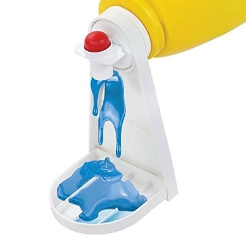 "Promising review: ""This is the answer to a prayer! My mom suffered a stroke and no longer has the use of one arm, which makes tasks such as pouring laundry detergent very difficult! Now she just puts the cup on this holder and presses the button with her good hand! It's also fabulous at stopping the drips!"" —TilaraGet it from Amazon for $10.95."