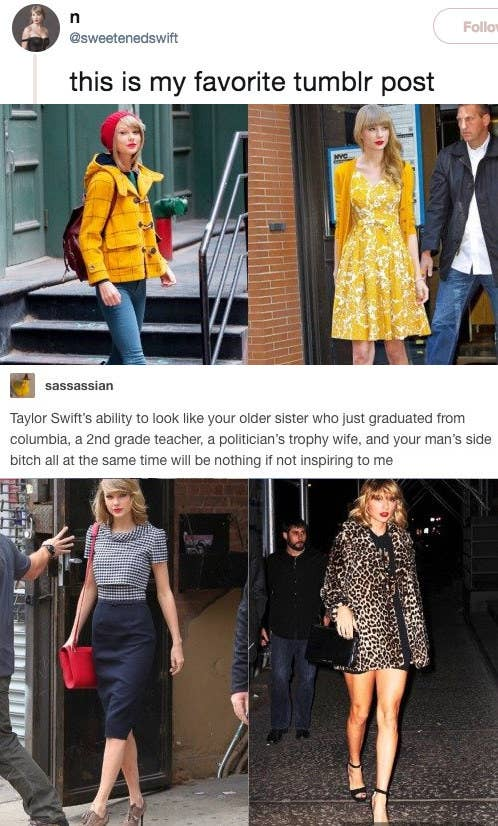24 Tweets About Taylor Swift That'll Make Even People Who