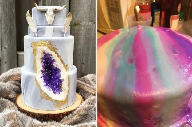 20 Pictures Of Cakes That Truly Capture The Full Spectrum Of Cake Mastery And Disastery