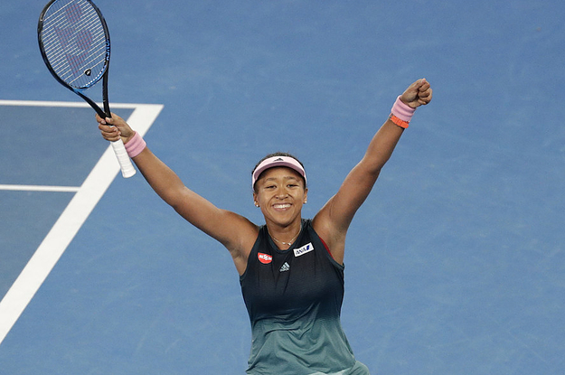 Naomi Osaka Is The First Asian Tennis Player To Be World No. 1 After Her Australian Open Win