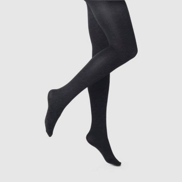 90a99491d9536 120D Blackout Tights will give you super dark coverage and become a staple  in your wardrobe for sure. Target
