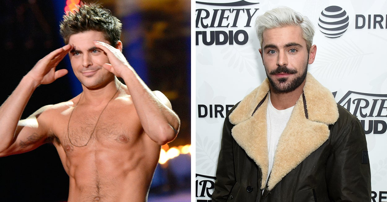 Zac Efron Has Dyed His Hair Platinum Blond And The Internet Is Thirsting Harder Than Ever-5015