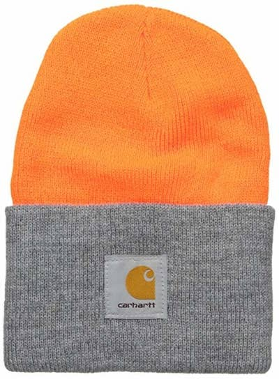1422e18737fc74 1. A Carhartt beanie in a bunch of colors and a classic style that'll  please everyone from someone riding a tractor to the others posing for the  perf #OOTD ...