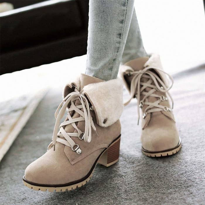 0eafcdf3249 29 Gorgeous Boots For When You Need To Get Dressed Up But It's Freezing