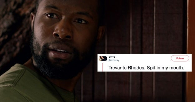 """13 """"Bird Box"""" Tweets You'll Only Relate To If You Were Willing To Risk It All For Trevante Rhodes"""