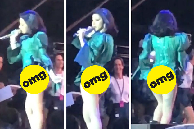 Cardi B Stopped A Live Show So She Could Pull Her Wedgie Out And I Can't Stop Laughing