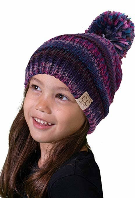 a060be28c95 And a kid s pom hat so you and your mini me can rock the same look before  your kid gets old enough to be embarrassed by that sort of stuff.