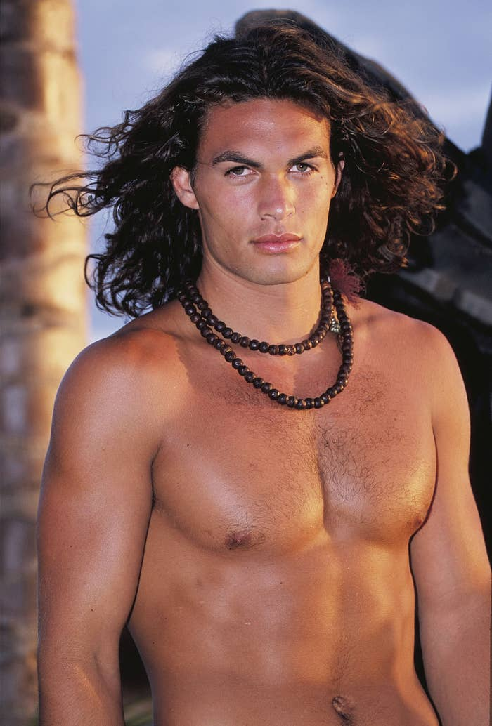 Young Jason Momoa Is So Hot I Wanna Die