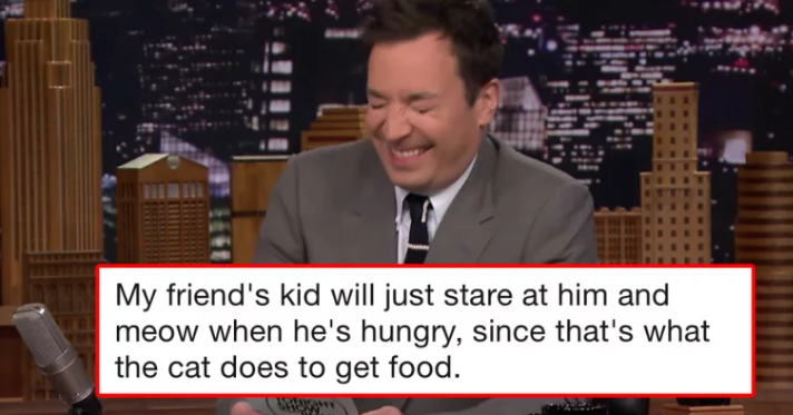 "These Are The 75 All-Time Funniest Tweets  Jimmy Fallon Read On ""The Tonight Show"""