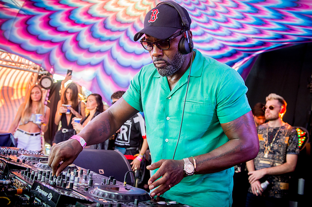Idris Elba Is Performing At Coachella And People Had No Idea The Actor Is Also A DJ