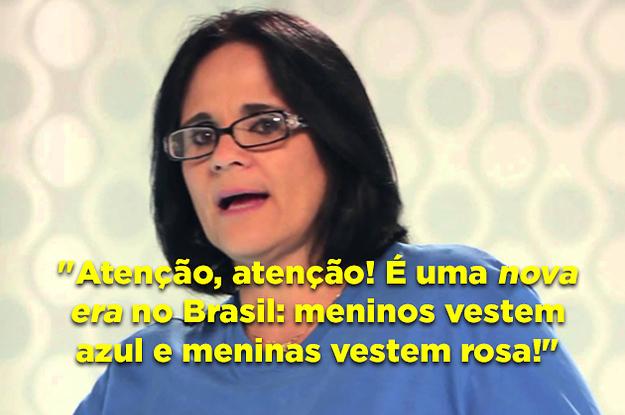 Uma nova era chegou no Brasil  meninos vestem azul e meninas vestem rosa 4ab879e2260e3