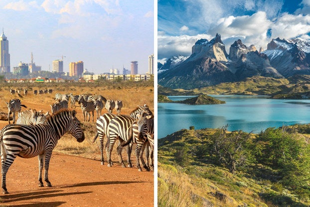 10 Of The Best Travel Destinations You Should Visit In 2019