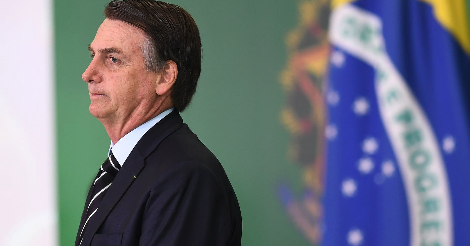 Workers Of The World — Or At Least Brazil And The United States — Are United Against Bolsonaro