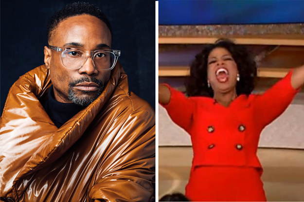 """Billy Porter From """"Pose� Gave Us 7 Rules To Live By And They're Actually Genius"""