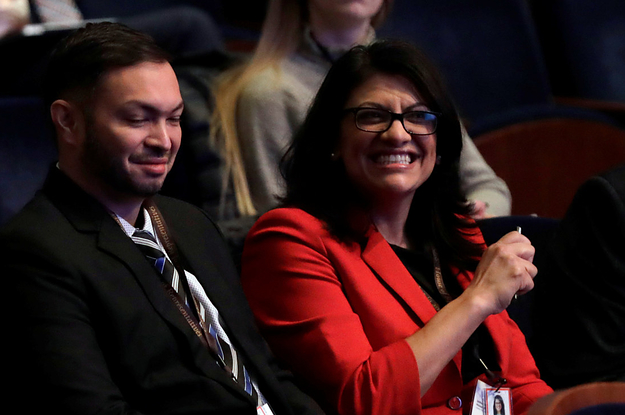 Rashida Tlaib Will Be Sworn In To Congress Using Thomas Jefferson's Qur'an