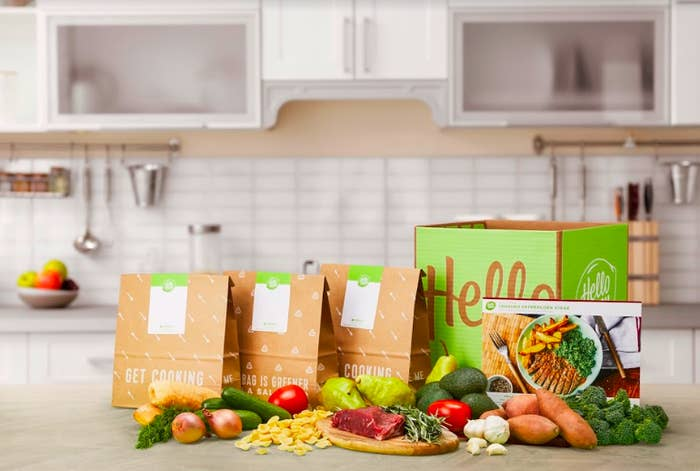 Get it from Hello Fresh for $6.99/serving (available in in Classic Plan, Veggie Plan, or Family Plan, where you can choose the number of people and recipes per week).