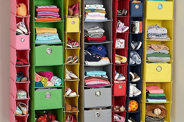 Picture of: 29 Ridiculously Clever Storage Ideas For Your Closet