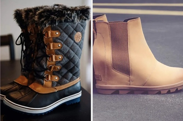 30 Winter Boots That'll Actually Keep Your Feet Warm