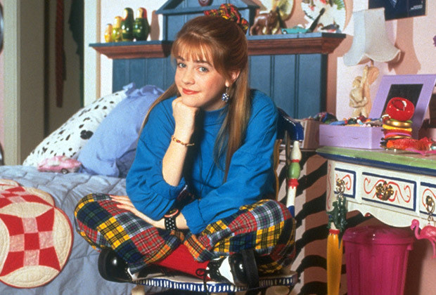 Clarissa from  Clarissa Explains It All  almost got a spinoff called Clarissa Now  . The series was set to follow Clarissa's time as an intern at a newspaper.
