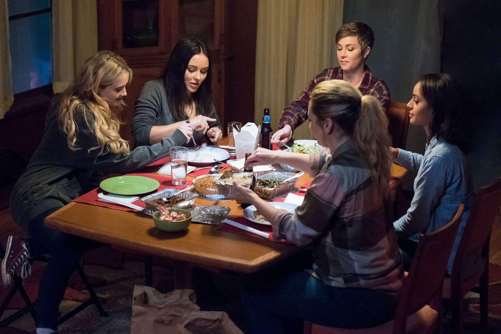"The Supernatural Season 13 episode ""Wayward Sisters"" was the backdoor pilot for the potential series. A backdoor pilot is an episode of a TV show focusing on a secondary character as an attempt to determine whether it could work as a spinoff series."