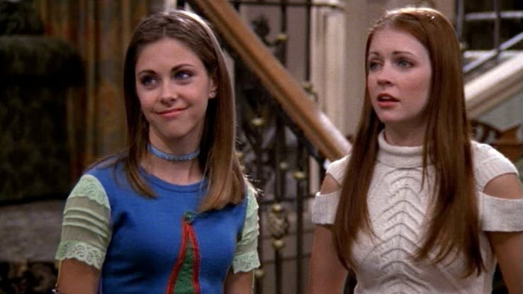 Sabrina the Teenage Witch  almost had a spinoff called Witchright Hall  . The series would've followed Sabrina's cousin, Amanda, attending a magical boarding school.