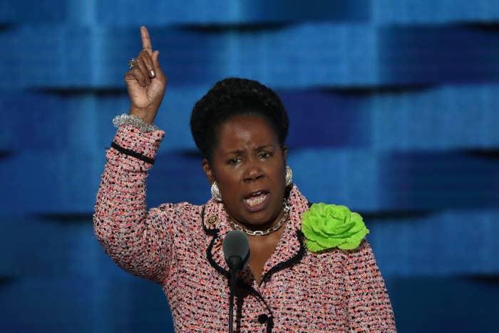 Rep. Sheila Jackson Lee