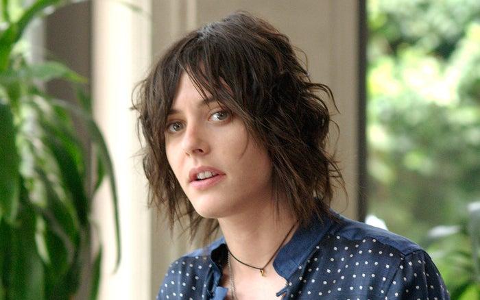 Kate Moennig as Shane.
