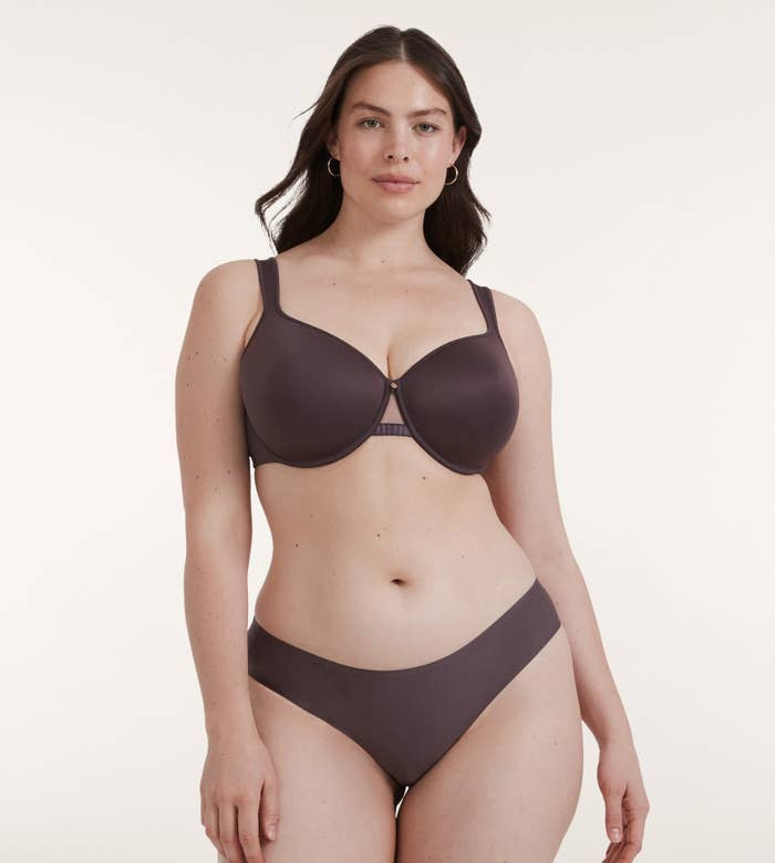 bb1302ac7c 17. ThirdLove has one of the largest ranges on the Internet, from band  sizes 32 to 48 and cup sizes A to H, plus 1/2 sizes if you've ever felt the  struggle ...