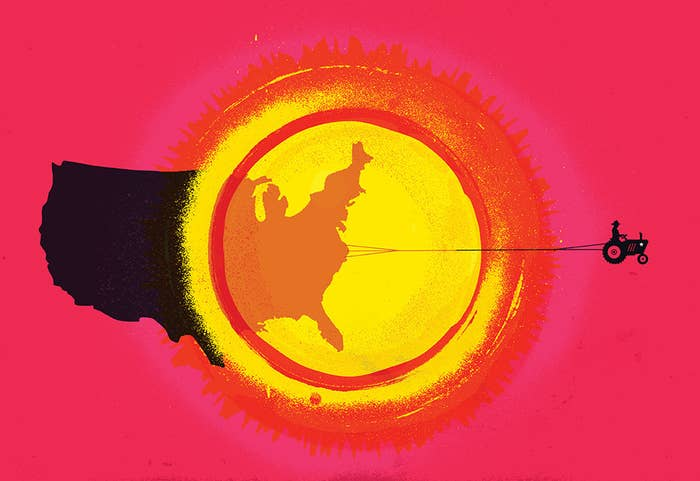 How Climate Change Is Wreaking Havoc In The Middle Of The US